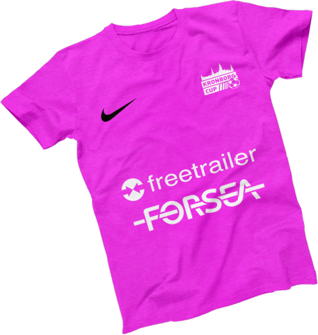Kronborg cup t-shirt
